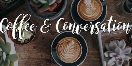 COFFEE & CONVERSATION: Yolanda W. Smith tickets