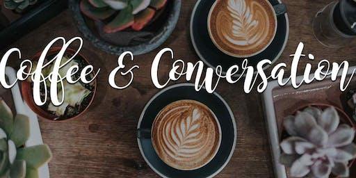 COFFEE & CONVERSATION: Yolanda W. Smith