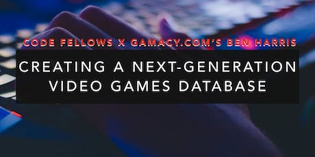 Partner Power Hour - GAMACY.com, Creating a Next-Generation Video Games Database tickets