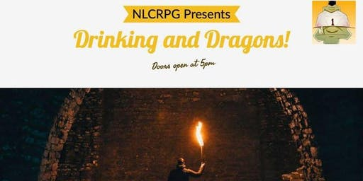 Drinking and Dragons (6/22/2019)