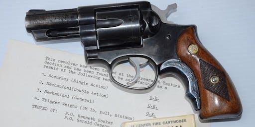 2019 Pat Rogers Memorial Revolver Round-Up