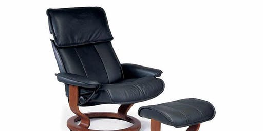 De-stress and Enter-to-Win a Stressless Chair