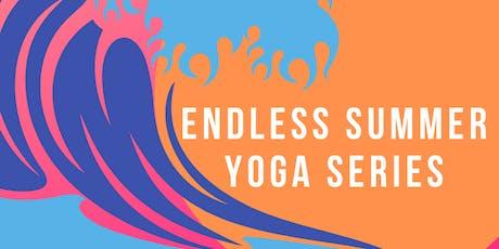 Endless Summer Yoga Series tickets