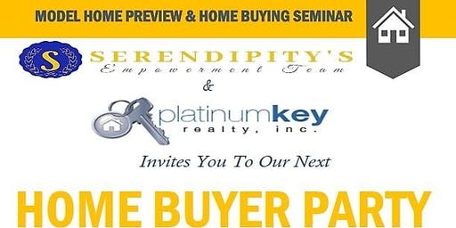 MODEL HOME PREVIEW & HOME BUYING SEMINAR
