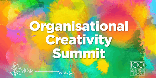 Organisational Creativity Summit for HR, L&D and Corporate Innovators