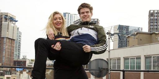 Pernilla Holland and Thor Stenhaug - Viking Millennials