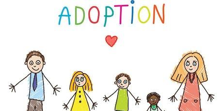 Domestic Adoption - Back to Basics tickets