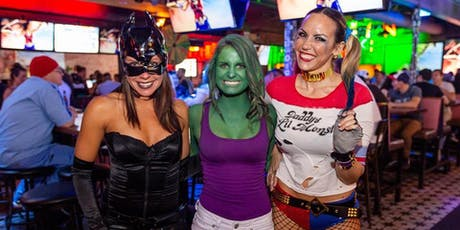 Comic Con Theme Party at American Junkie with $3 YOU-CALL-ITS tickets