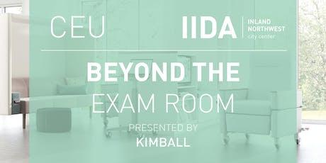 INW City Center CEU | Beyond the Exam Room tickets