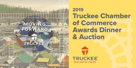 66th Annual Truckee Chamber Awards Dinner & Auction  tickets