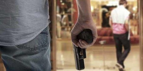 Active Shooter Preparedness tickets