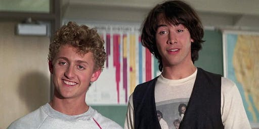Bill & Ted's Excellent Adventure (1989 Digital)