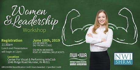 Women & Leadership Workshop - Featuring Donna M. Flynn tickets