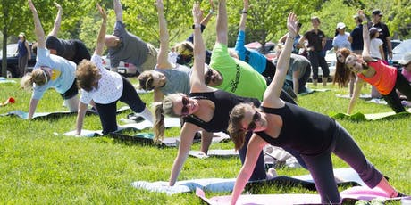 Free Yoga at Tower Grove Pride tickets