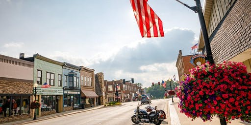 Downtown Wakarusa Focus Group