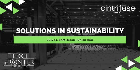 Solutions in Sustainability tickets