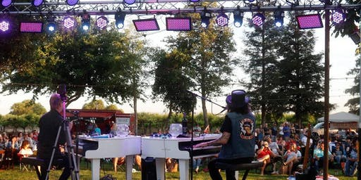 The Killer Dueling Pianos June Show at Engelmann Cellars