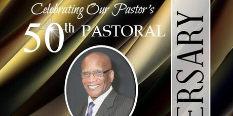 Bishop Rudolph McEwan's 50th Pastoral Anniversary tickets