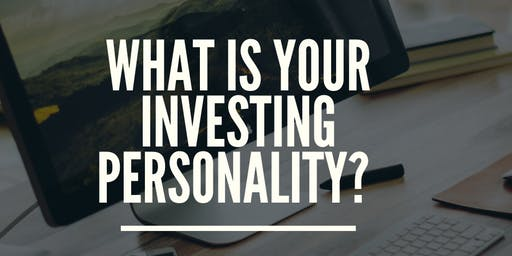 What is your Investing Personality?