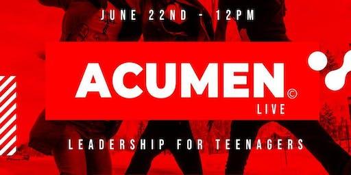 Acumen Live