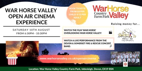War Horse Valley Open Air Cinema Experience tickets