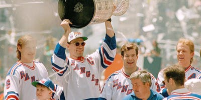 Celebrate the '94 NY Rangers Stanley Cup Legends!