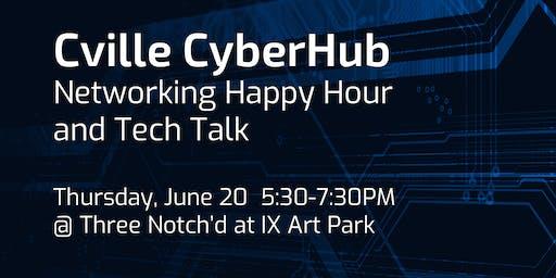Cville CyberHub Happy Hour