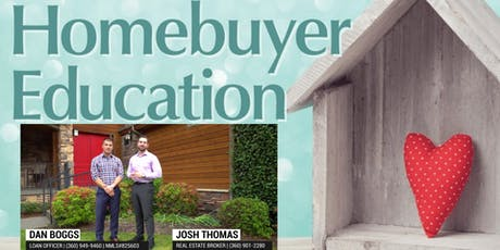 Homebuyer Education Class and Seminar  tickets
