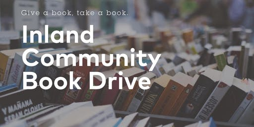 Inland Community Book Drive