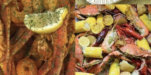 THOMASVILLE SEAFOOD FESTIVAL July 28 @ Fairgrounds. ALL YOU CAN EAT SEAFOOD