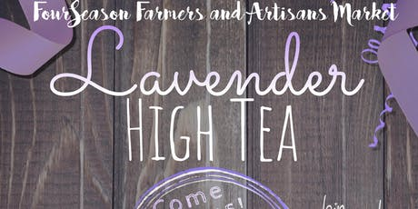 Lavender Tea tickets