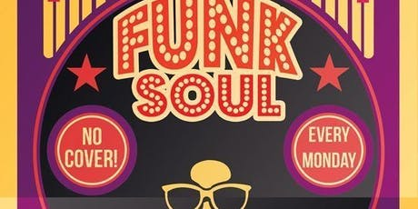 Funk -N- Soul w/ DeeJay Platinum at Front of House Lounge tickets
