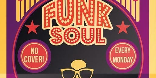 Funk -N- Soul w/ DeeJay Platinum at Front of House Lounge