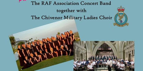 Royal Air Forces Association Concert tickets