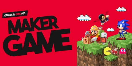 Maker Game boletos