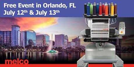 2019 Orlando Showcase tickets