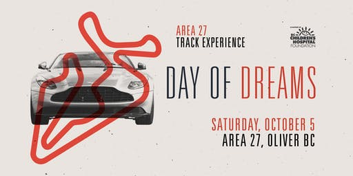 BC Children's Hospital - Track Day of Dreams