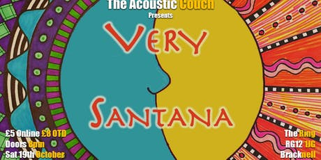 Very Santana tickets