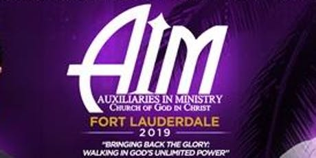 Florida Eastern AIM Convention 2019 tickets