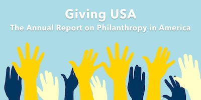 Giving USA 2019: A National and San Francisco Perspective