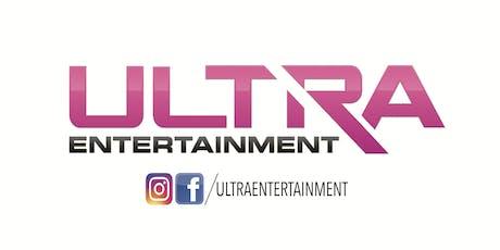 Ultra Entertainment 16 years Anniversary W/ DjCoroking tickets