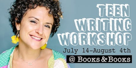 TEEN WRITING WORKSHOP: Getting Through It: Starting AND Finishing a Novel in 4 Weeks! with Dana De Greff tickets