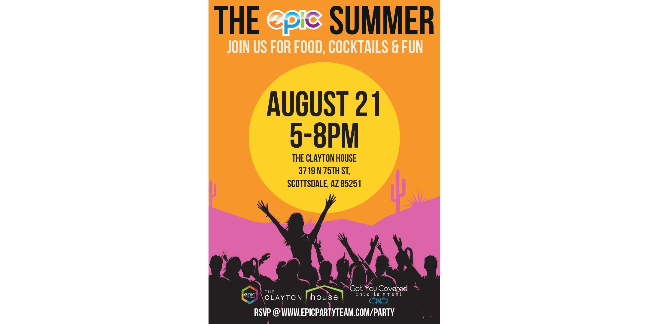 The Epic Summer
