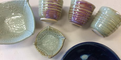 Pottery - Adult Open Studio tickets