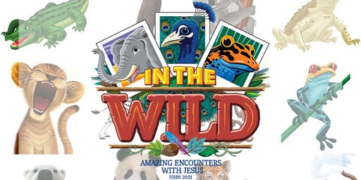 "Vacation Bible School: ""In The Wild"""
