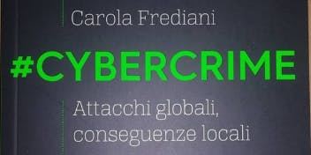 HackInBo Security Lunch Spring Edition 2019 + Presentazione libro Carola Frediani