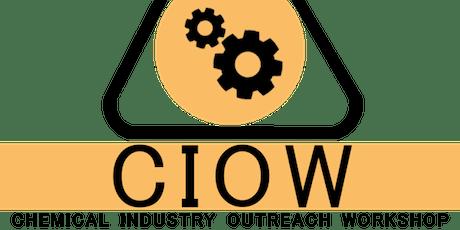 FBI Chemical Industry Outreach Workshop (CIOW) tickets