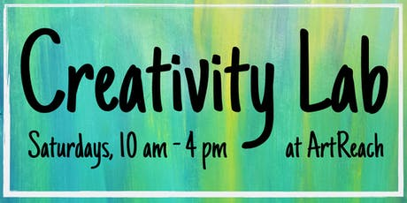 Creativity Lab tickets