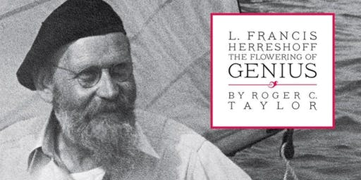 "Talk & Book Signing: Roger Taylor, author of ""L. Francis Herreshoff Volume 2, The Flowering of Genius"""