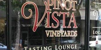 Live Music & Wine Tasting: (Wed,Fri,Sat) 5:30-8:30pm @ Pinot Vista